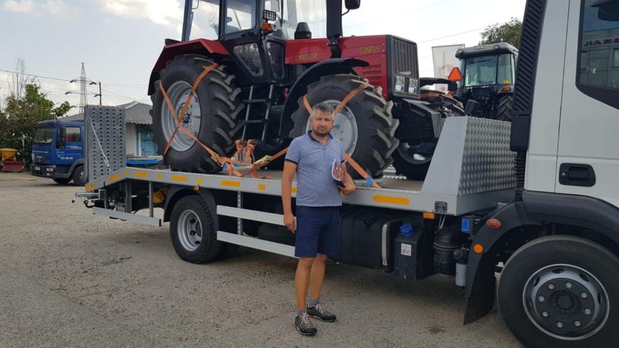 Livrare Tractor Belarus 10521.2