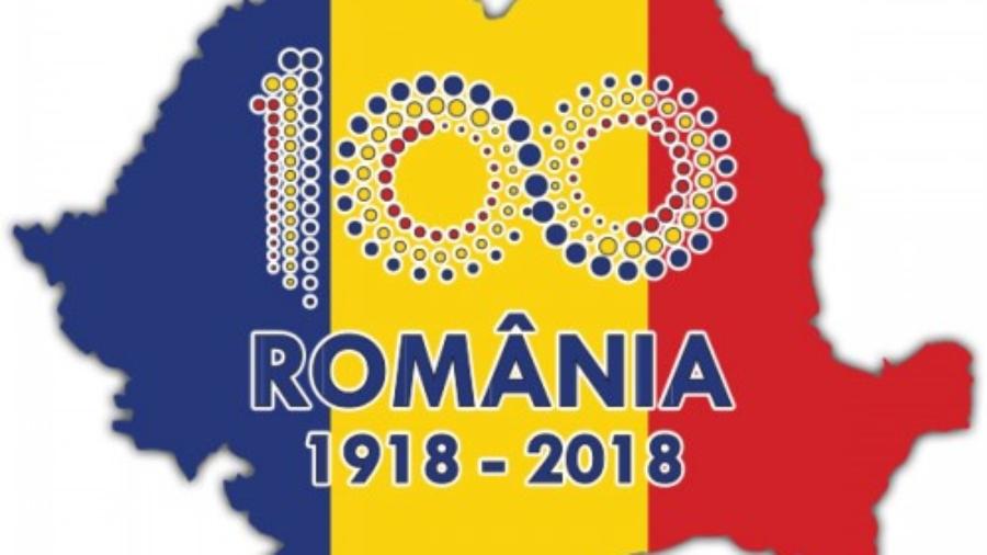 Centenarul Marii Uniri harta